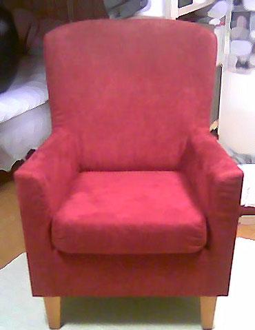 My new armchair