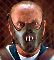 Hannibal, older movies - the mask