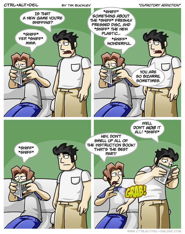 Ctrl Alt Del comic