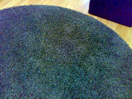 Living-room rug
